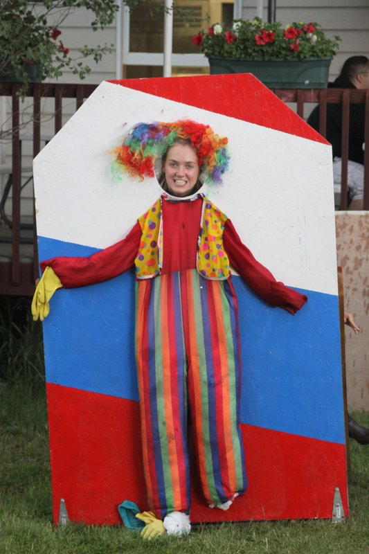 Charlotte the Clown