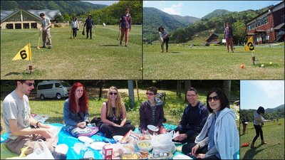 Hieizan Hiking and Picnic