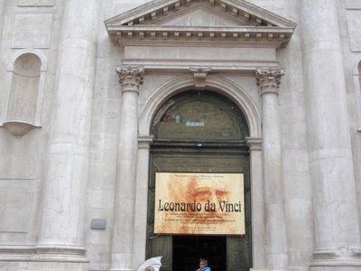 Leonardo Da Vinci in San Barnaba