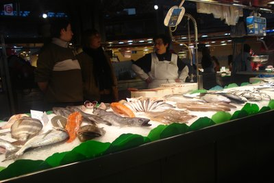 Beautiful Fresh Fish