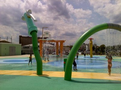 Asbury Park water park