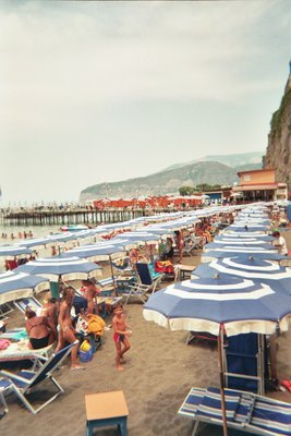Beach in Sorrento