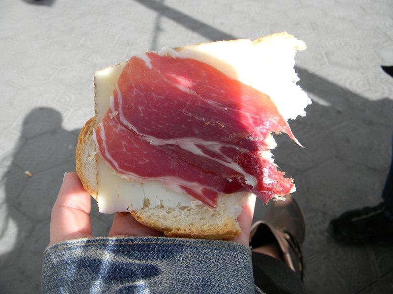 picnic jamon