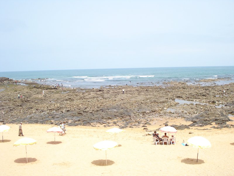 beach at Casablanca