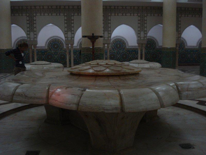 Hamman in Hassan II