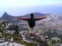 """""""Cristo Redentor"""" in Cape Town"""