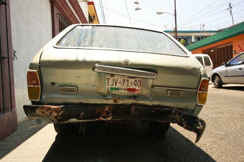 Oaxacan Car