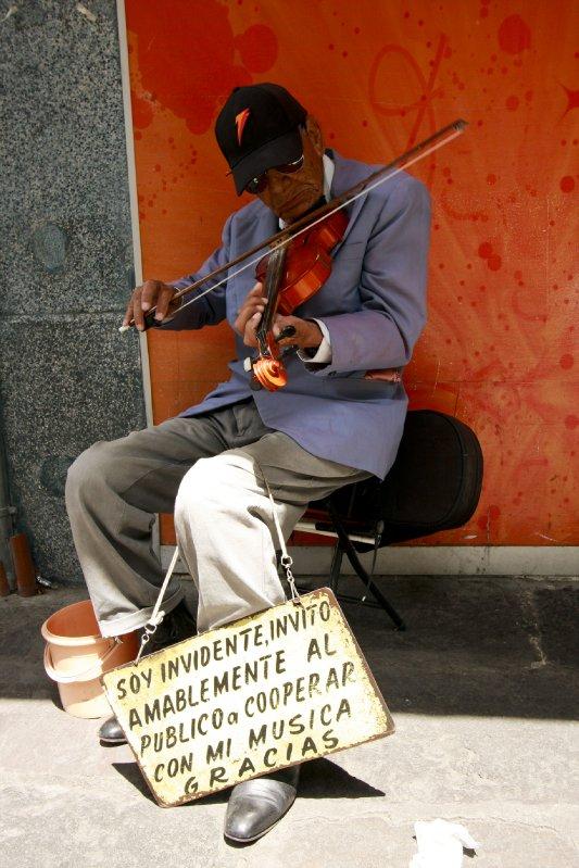 Puebla Musician