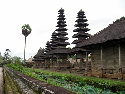 Temples at Taman Ayun