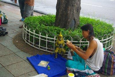 lide v Bangkoku
