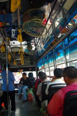 Autobus c.1, smer China Town