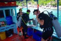 Priprava na ponor