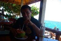 Honzik s kokosovym orechem