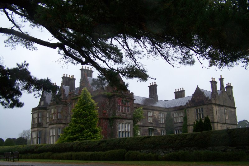 oct 27 - Ireland - Ring of Kerry - Muckross House