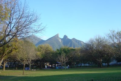 Monterrey, Mexico University campus
