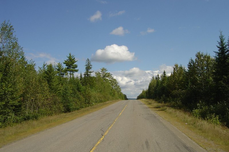 Renous Highway - NB, Canada