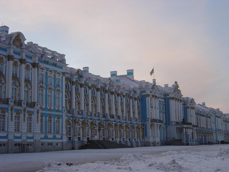 St. Petersburg - Pushkin