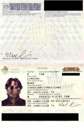 RTW Passport