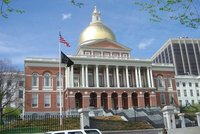 Massachusetts State House Boston