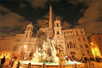The Piazza Navona