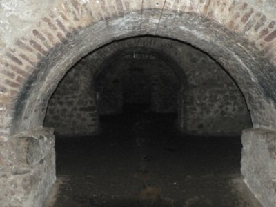 The main mens dungeon