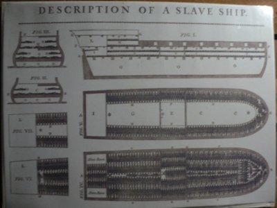 The design of a slave ship 3