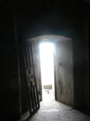The Door of No Return, Elmina Castle