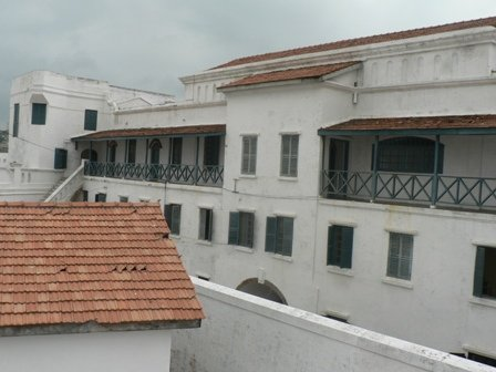 Cape Coast Castle-soldier barracks