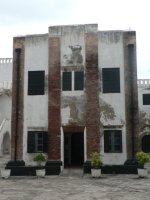 Elmina Castle Chapel