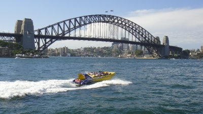 Sydney Harbour Bridge01