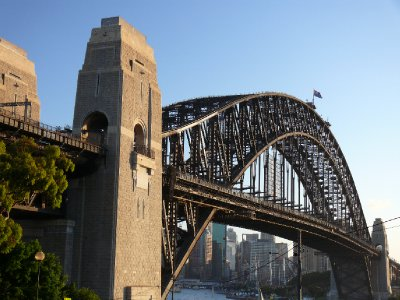 Sydney Harbour Bridge03