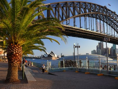 Sydney Harbour Bridge02