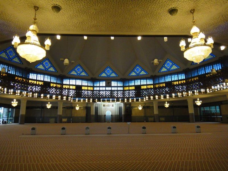 Kuala Lumpur04 - National Mosque