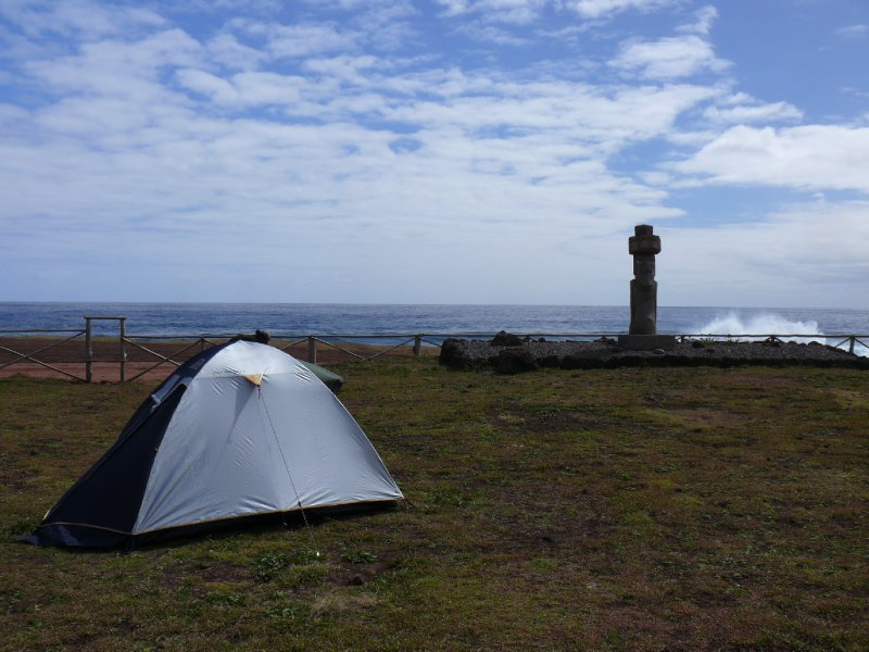 Easter Island11 - tent