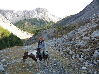 Khoridol Saridag Mountain Range Khovsgol National Park Mongolia