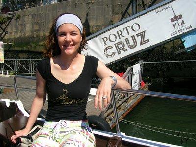 Lovin the sun in Porto!!