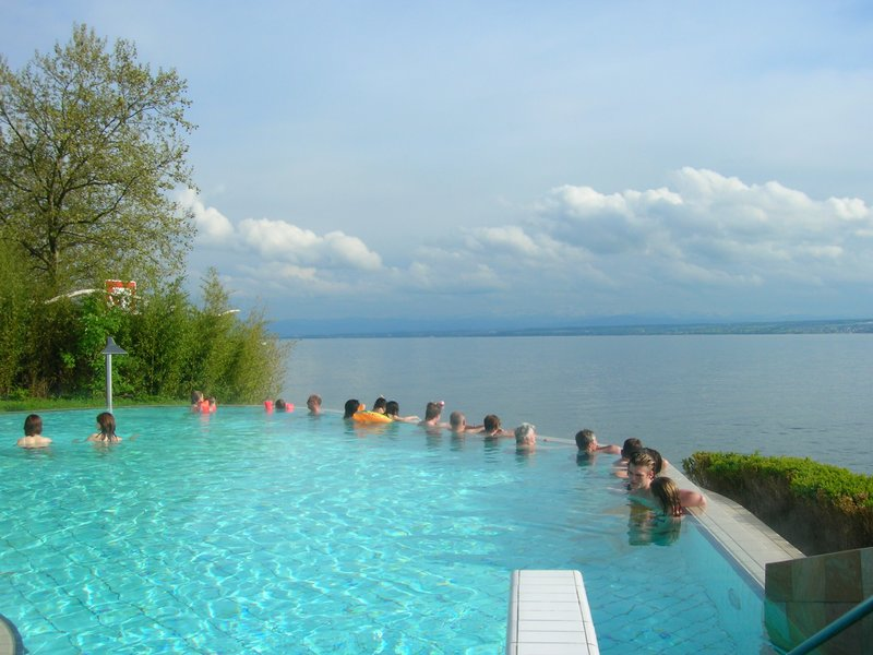 Thermal spa in Meersburg