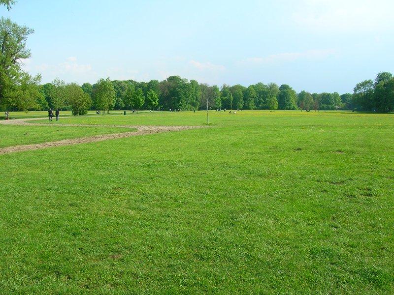Munich - the English Gardens
