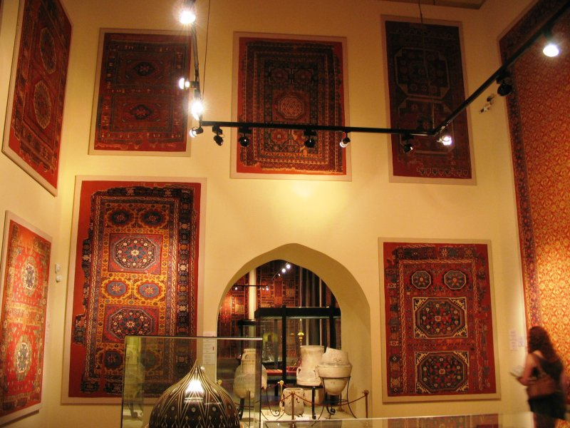 Museum of Islamic and Turikish Arts: Carpets