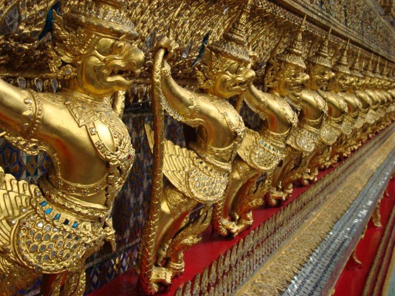 Royal Palace Sculptures