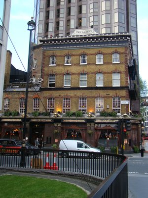 The Albert Pub in London