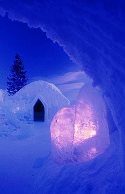 Icehotel, Jukkasjarvi