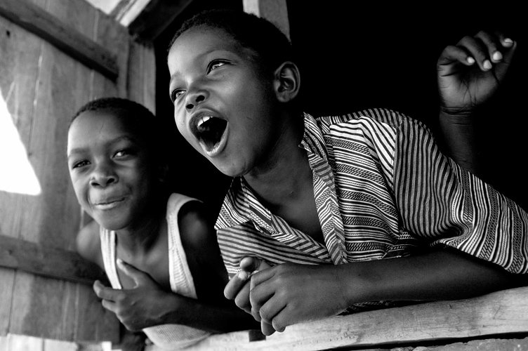 Mozambique kids