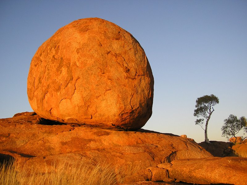 Devil&#39;s Marbles
