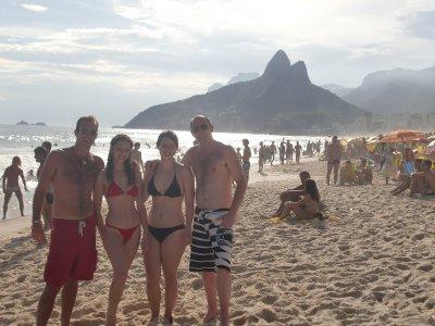 Impanema beach