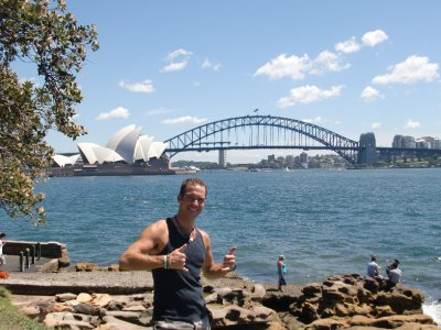 Opera House and Harbor Bridge
