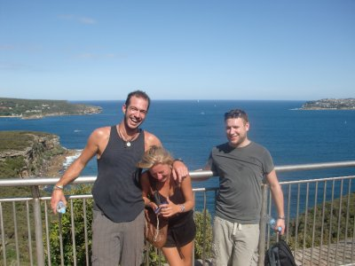 Manly to Spit coastel walk