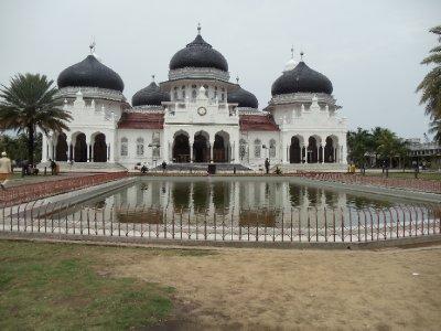 Mosque - Banda Ache