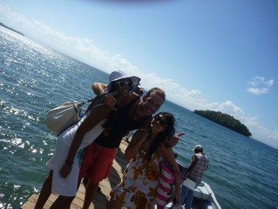 Me, Isa and Katherine!