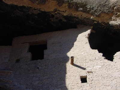 Gila Cliff Dwellings, New Mexico, USA